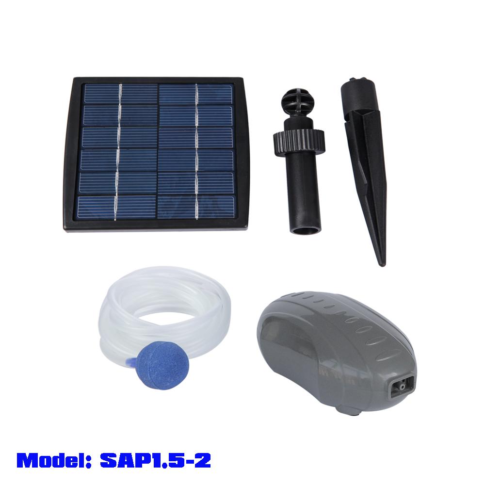 Solar Powered Aerator Pump Sap1 5 Solar Powered